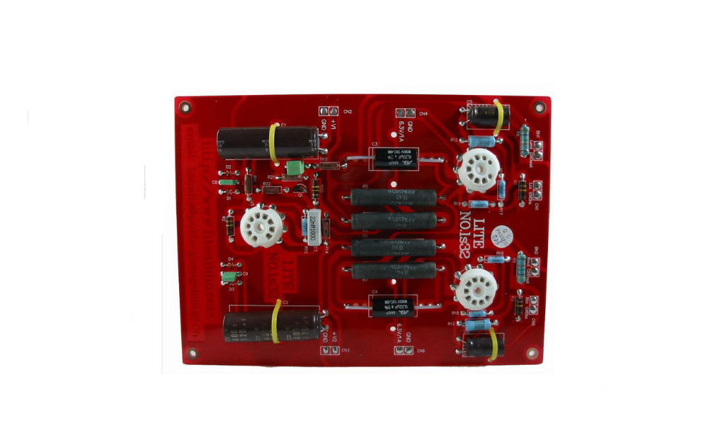 LITE LS32 6H30 Tube Preamplifier Board Finished Board Excluding Tube