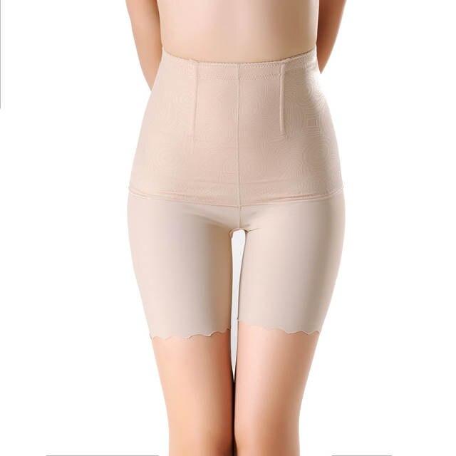 310712f92b2ae Online Shop Women Underwear Sexy Panties Boxers Seamless Lingerie Slimming  Belt Leg Safety Pants Soft Butt Lifter Lace Body Shaper Shapewear