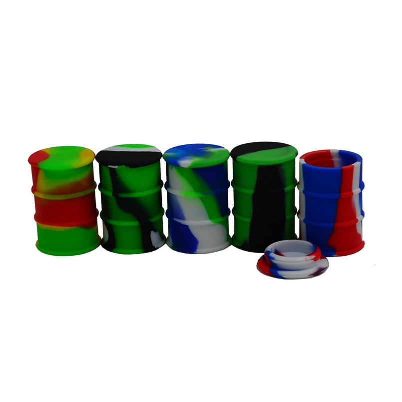 silick oil wax jar