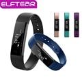 Elftear id115 bluetooth 4.0 pk banda pulsera smartband pulsera para android ios teléfono inteligente xiaomi band 2