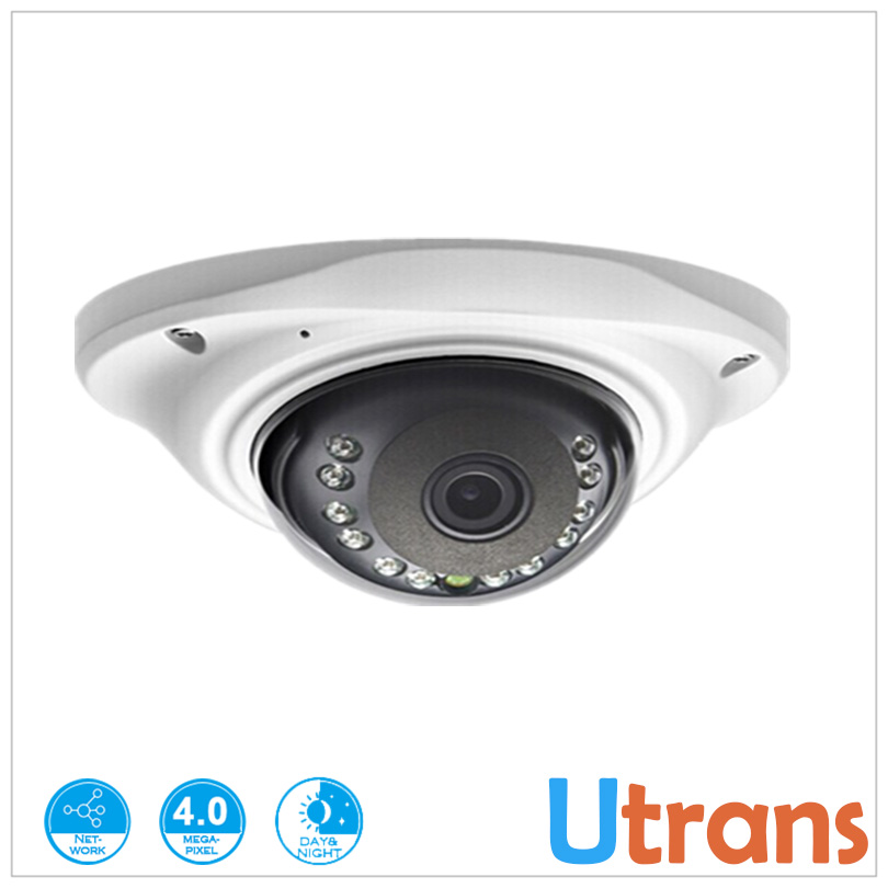ФОТО IP Camera Indoor Vandalproof IR P2P ONVIF HD 8m Night Vision Mini Dome 4 Megapixel 3.6mm Lens 5 Megapixel IP Security Camera