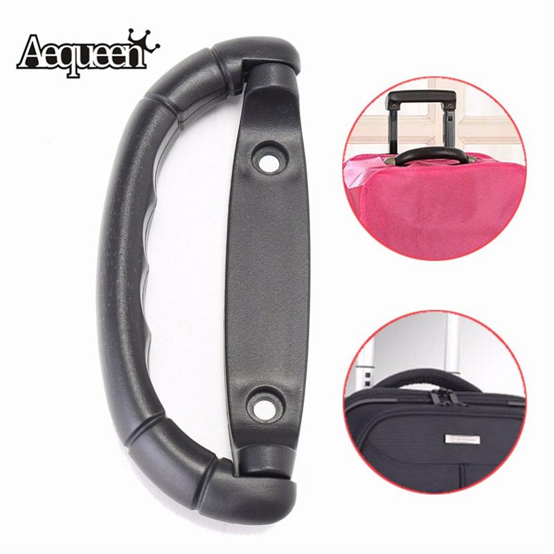 AEQUEEN Suitcase Trolley Repair Carry Strap Replacement Luggage Handle Travel Accessories Without Screws Grip Spare Fix Holders