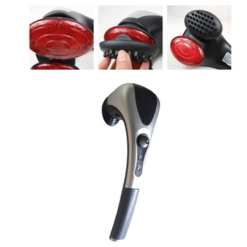 Handheld Percussion Massager Tapping With Infrared Heating Neck Massage Tools
