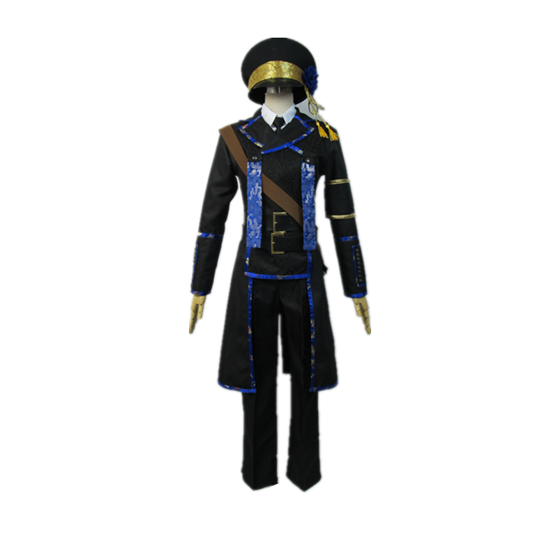Anime Vocaloid Arrest Rose Gakupo Cosplay Costume