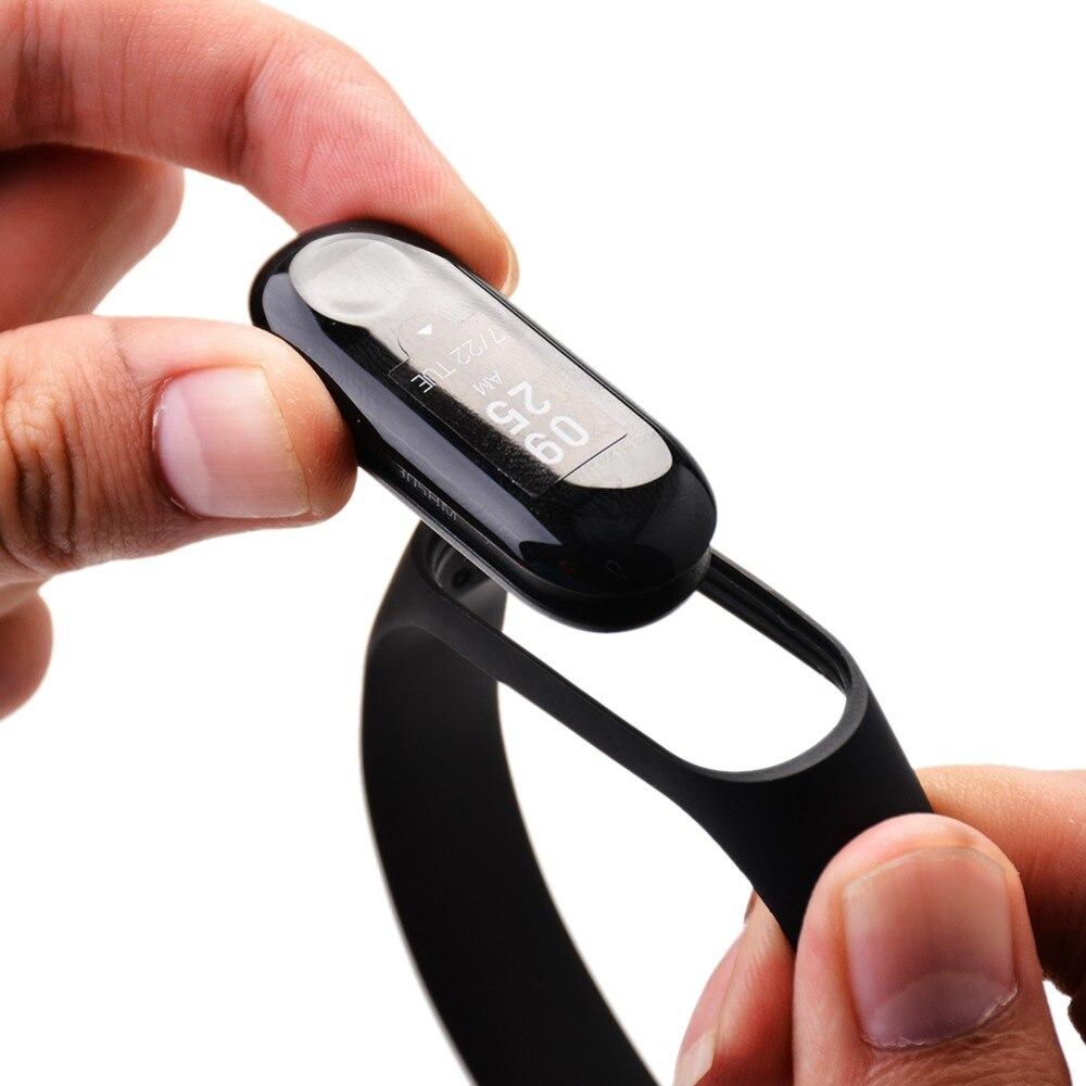 "Original Mi Band 3 Fitness Tracker Smart Bracelet 0.78""Color Screen 5ATM Waterproof Heart Rate Monitor Global Smartband In Stock 10"