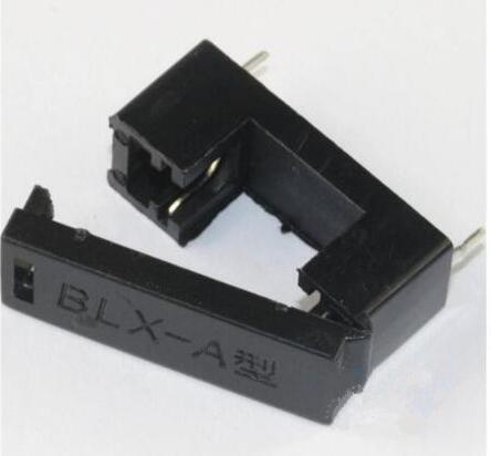 20pcs Lot BLX A 5x20mm Fuse Holders 5X20 Insurance Tube Socket Holder For