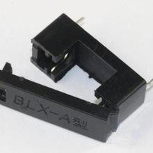 20 шт./лот BLX-5x20 мм держатели предохранителей 5 х 20 гнездо страхование трубки держатель предохранителя для 5*20 страхование держатель предохранителя 23 мм черный