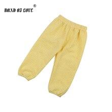 купить Newborn Baby Pants Cotton Cartoon Clothing Boy Girls Full Length Pants Toddler Loose Comfortable Pants Children Clothes Costume дешево