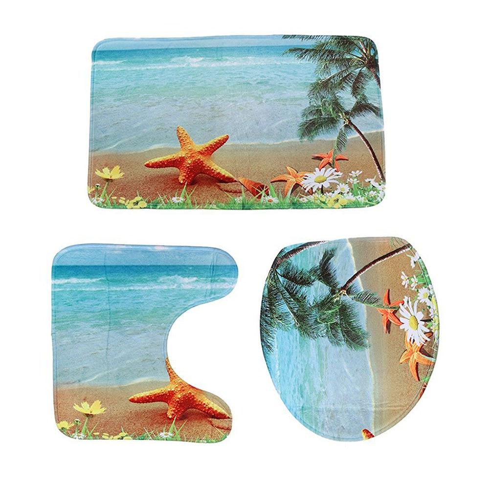 image of flip flop beach bathroom decor beach bathroom sets, Home decor