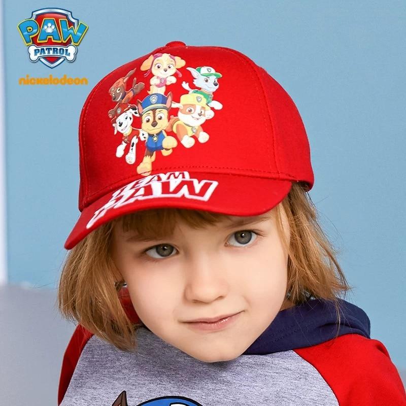 Marshall Chapeau chapéu de basebol Impressão Filhote de Cachorro