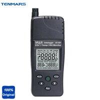 ST 501 качество воздуха в помещении iaq прибор для измерения углекислого газа Тесты er co2 Тесты относительная влажность Мониторы RH Температура м