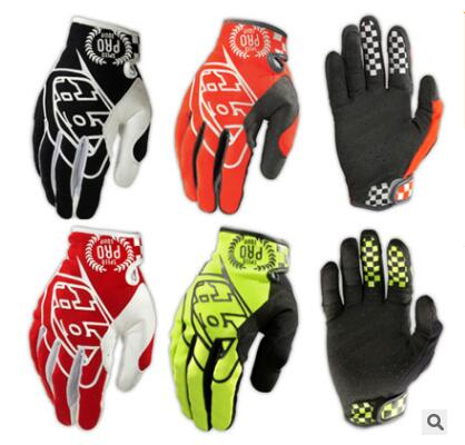 Free shipping Troy Lee DesignGlove Motorcycle Bicycle Cross-country Vehicle Motion Glove To Climb Non-slip Glove Lee Designs велошлем 2016 tld troy lee designs d3 speeda yellow cf