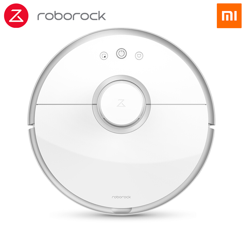 Roborock S50 S55 Xiaomi Vacuum Cleaner 2 for Home Sweeping Wet Mopping Robotic Dust Cleaner Automatic Smart Path Plan Mi Robot