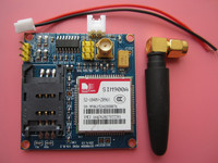 Free Shipping 1PCS New SIM900A V4 0 Kit Wireless Extension Module GSM GPRS Board Antenna Tested