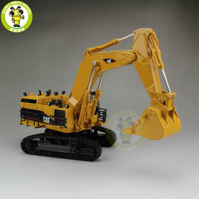 1/50 CAT Caterpillar 55098 5110B Hydraulic Excavator whit Metal Tracks Diecast Model Car Yellow