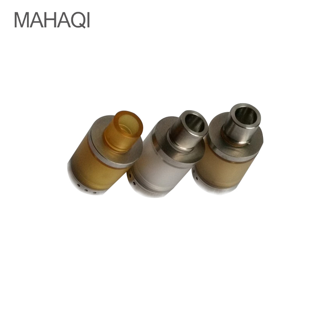 Newest MAHAQI DIY nebulizer High quality PICO RTA Korea oil storage atomizer e-cigarette PICO RBA electronic cigarette