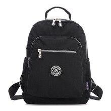 2017 г. KPOP полиэстер школьные сумки для подростков симпатичная сумка Леди Bookbag Путешествия Рюкзак женские нейлон Водонепроницаемый рюкзаки