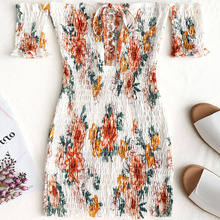 1b0391dcf8e04 Buy shirred off shoulders and get free shipping on AliExpress.com