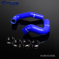 Silicone Radiator Hose Fit For 55 57 CHEVY SMALL BLOCK 150 210 V8