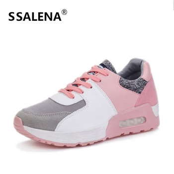 Running Shoes For Women Soft Footwear Classic Sneakers Good Quality Outdoor Walking Shoes AA50316 фото
