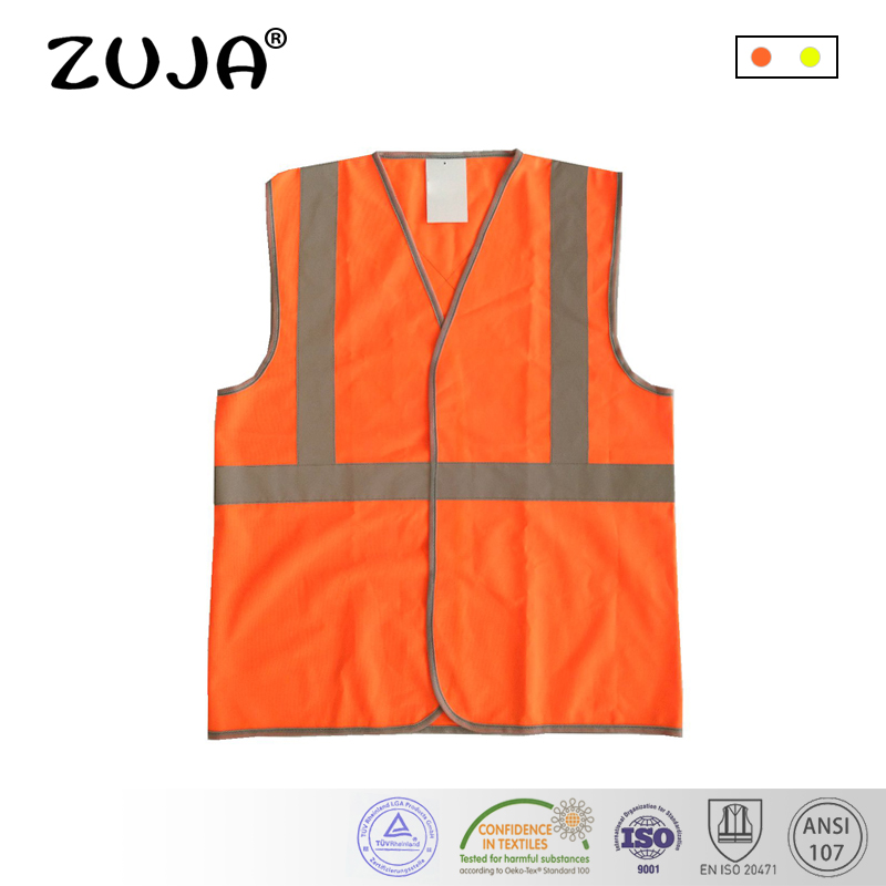 High Visibility Workwear Reflective Warning VestHigh Visibility Workwear Reflective Warning Vest