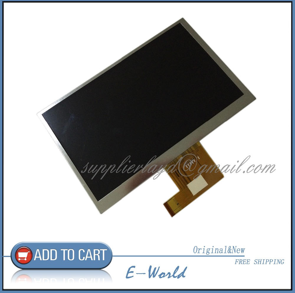 For  Goclever tab m723g ELIPSO 72 TABLET PC LCD screen  Replacement Free Shipping goclever 83 2