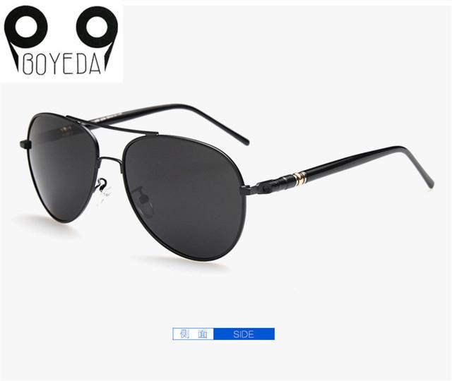 Klasyczne Męskie Okulary Spolaryzowane UV400