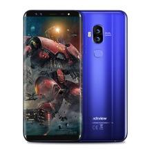 Blackview s8 4g lte smartphone 5.7 core 18:9 tela cheia octa núcleo 1.5 ghz 4 gb ram 64 gb rom 4 câmeras android 7.0 telefone móvel