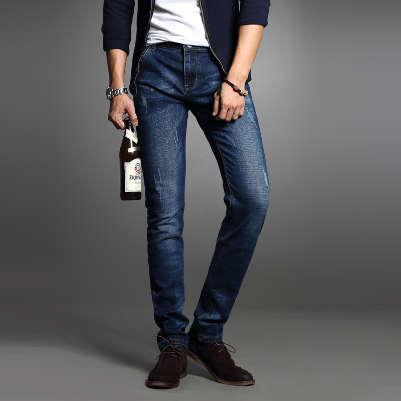 Style d'été blanc trou déchiré jeans Femmes jeggings frais denim taille haute pantalon capris Femelle maigre noir casual 2SY001-006