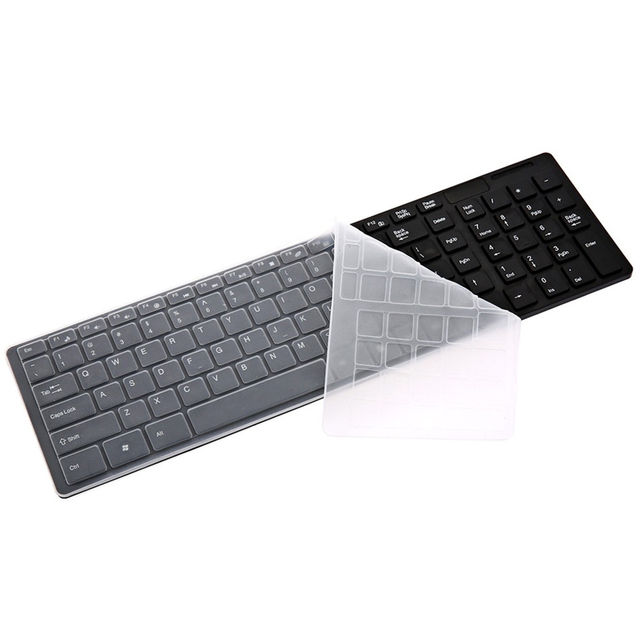 K06 Wireless Keyboards Wireless Mouse Keyboards Covers Set for Laptops PC