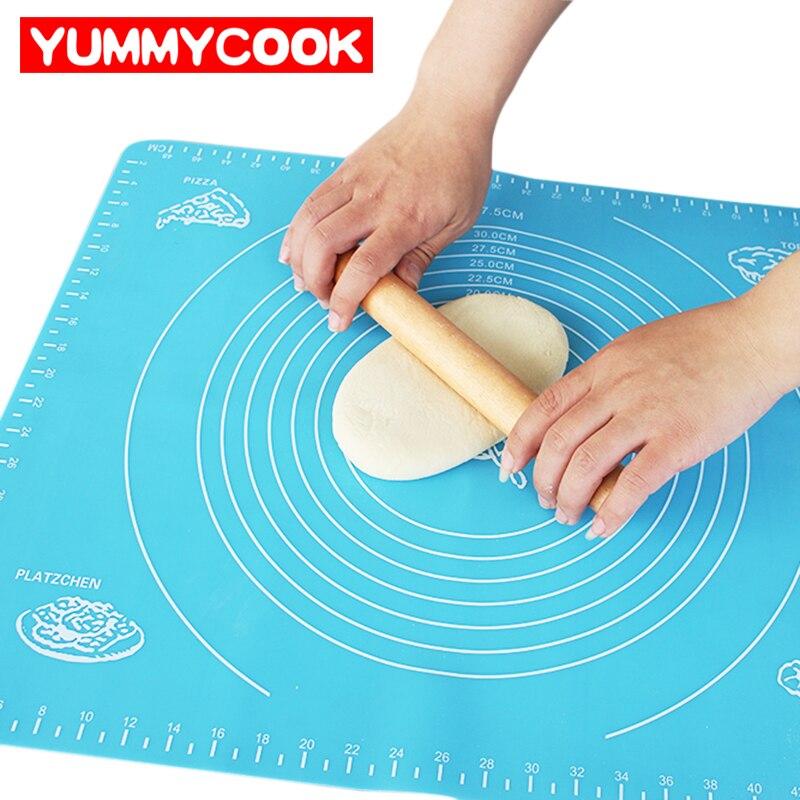 Kuchen mit pizzateig