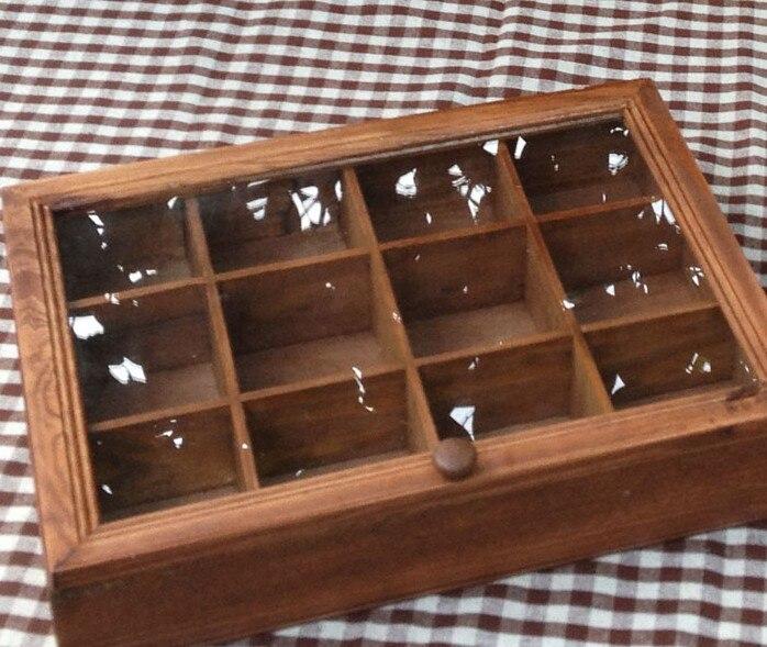 ZAKKA продуктовый стеклянная крышка коробка для хранения средневековой сувениры Винтаж Рабочий стол органайзера офисные аксессуары