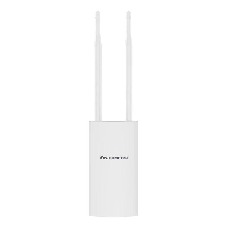 COMFAST nouveau répéteur AP de couverture Wi-fi haute puissance extérieure 2.4G 500 mW 2 * 5dbi antenne externe Wifi Base Station CF-EW71 - 4