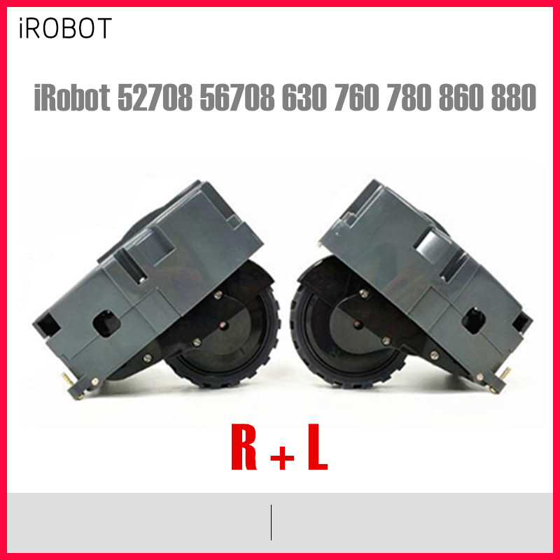 Wheels Replacement For Irobot Roomba 600 700 500 Series 620 650 630 660 595 780 760 770 860 880 Vacuum Cleaner Parts
