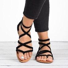 Factory Direct Women Sandals Plus Size 43 Gladiator