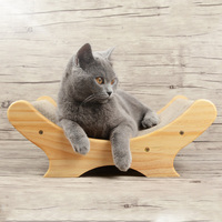 Pet Cat Scratch Climbing Toy Corrugated Paper Cat Scratch Board Pet Lounger Sofa