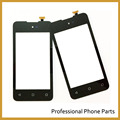 Original For Wiko Sunset 2 Touch Screen Digitizer Glass Front Sensor Panel Smartphone Repair Parts +3M Adhesive, 4.0 inch