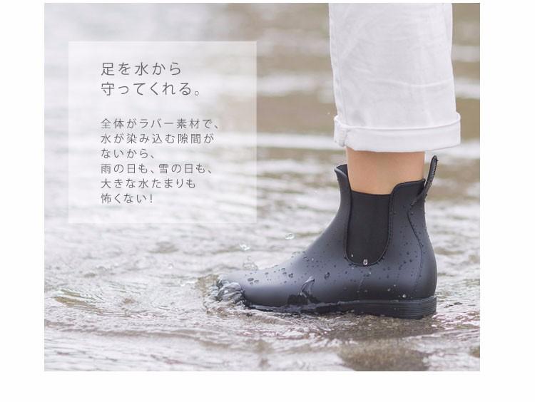 Hellozebra Women Rain Boots Lady Low Heels Solid Pleated Black Waterproof  Welly Buckle Nubuck Rainboots 2016 New Fashion Design (2)