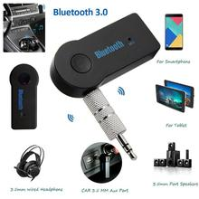 Adapter Transmitter Audio-Receiver Bluetooth Aux Jack Handsfree Wireless New MP3 Car-Kit