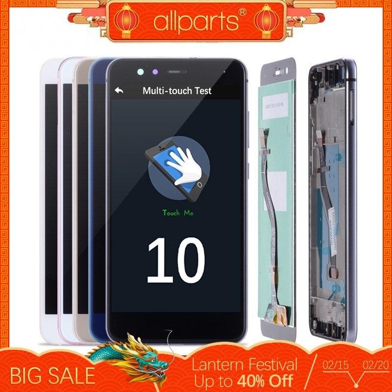 ORIGINAL LCD Für HUAWEI P10 Lite Display Touchscreen Digitizer mit Rahmen Ersatz Für HUAWEI P10 Lite Display was-lx1 #3