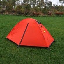 Hillman light wind outdoor tent super light single person camping climbing aluminum pole tent equipment 1pc outdoor camping equipment 8 5mm 3 6m 4 05m 4 42m high strength aluminum tent pole alloy tent rod 5 8 person tent accessories