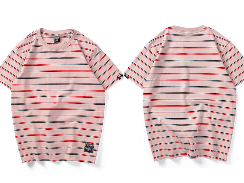 Harajuku Stripe T Shirts 4