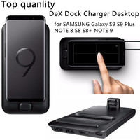 NEW DeX Dock Station fast Charging Desktop Charger Interface for Samsung Galaxy S9 S9 Plus NOTE 8 S8 S8+ NOTE 9 EE M5100
