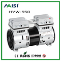 (HYW-550) 110V /220V (AC) 67L/MIN 550 W Oilless Piston Compressor Pump