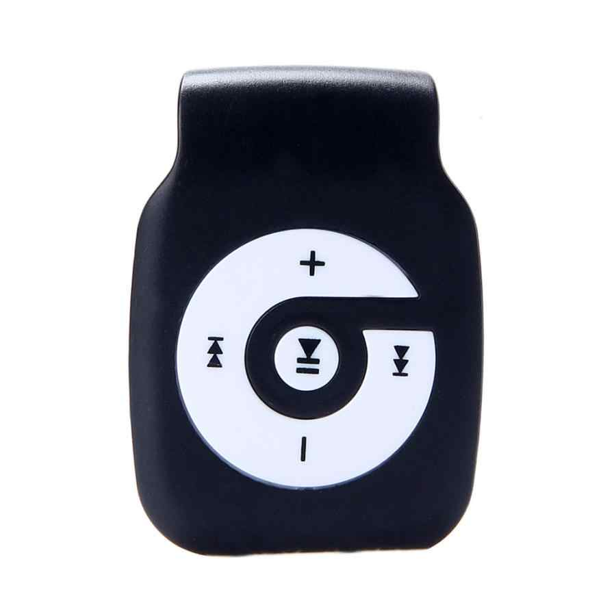 HIPERDEAL MINI CLIP โลหะ USB MP3 รองรับ Micro SD TF Card Media Music Drop Shipping 1J24