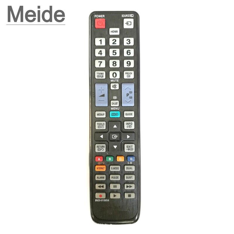 Hot! Remote Control BN59-01069A For SAMSUNG LE32C530 LE40C530 LE46C530 LE40C550 UE32C6000 UE37C6000 UE40C6000 TV Controller ...