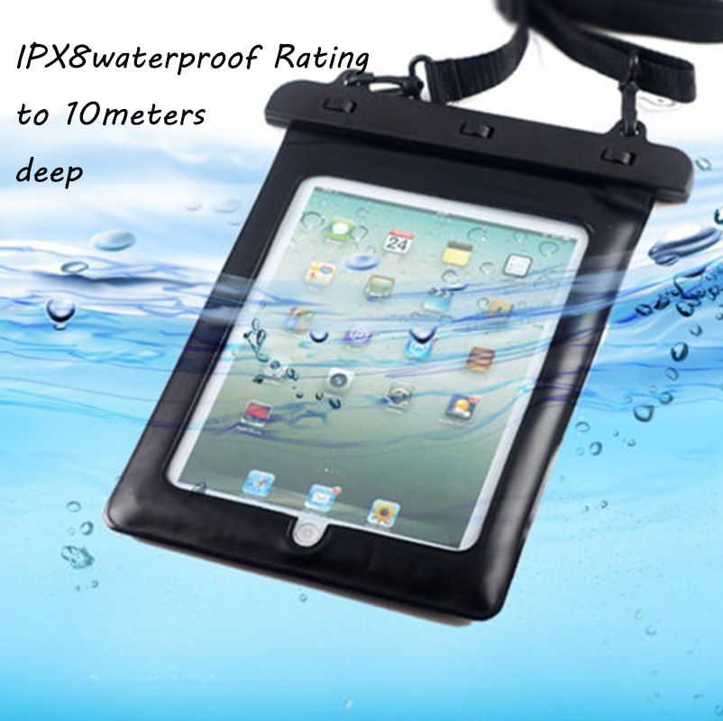 ULIFART must 100% veekindel kotti kuiva koti varrukatega kandekott - Tahvelarvutite tarvikud - Foto 2