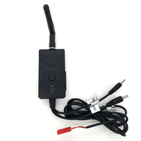 903W Waterproof 2 4G 30fps Realtime Video WIFI Transmitter For FPV Aerial Photography Car Backup Camera