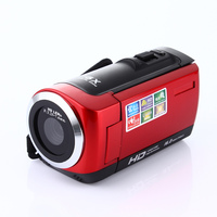 JOZQA HD 1080P Digital Camera HDV Video Camera Camcorder 16MP 16x Zoom COMS Sensor 270 Degree 2.7 inch TFT LCD Screen