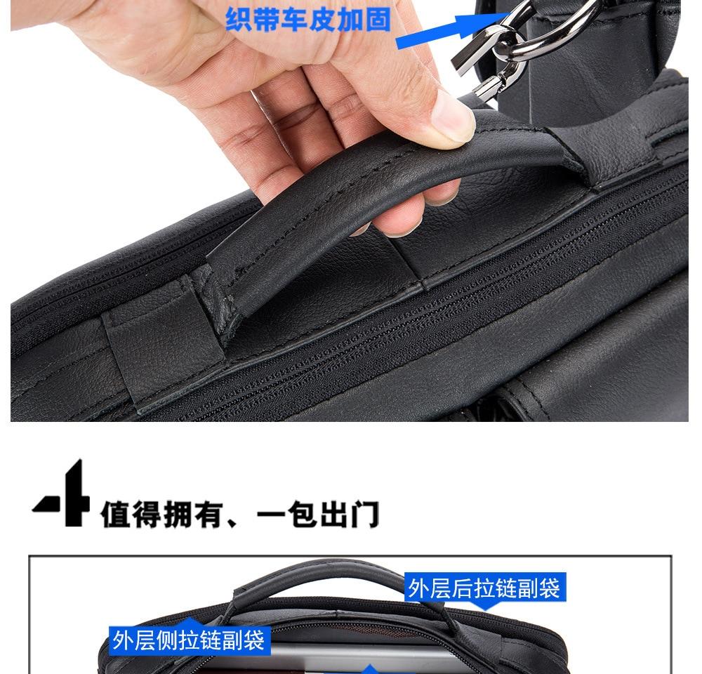 HTB194e.hbvpK1RjSZFqq6AXUVXaU men Genuine Leather Shoulder Messenger Bag men's Handbag Vintage Crossbody Bag Tote Business Man Messenger Bag